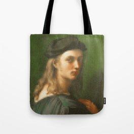 Portrait of Bino Altoviti Tote Bag