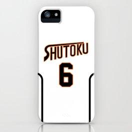 Midorima's Jersey Alt iPhone Case