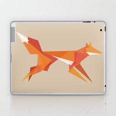 Fractal geometric fox Laptop & iPad Skin