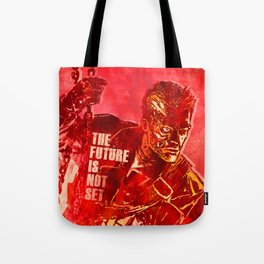 Terminator 2 - The Future Is Not Set Tote Bag