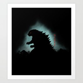 The Apex Predator Art Print