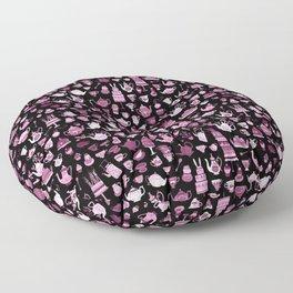 Alice in Wonderland - Mad Tea Party II Floor Pillow
