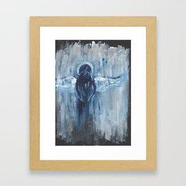 Saved Framed Art Print