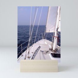Sailing Mini Art Print