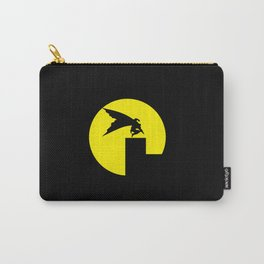 Bat man Carry-All Pouch