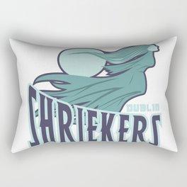 dublin shriekers Rectangular Pillow
