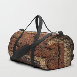 Cracked Brick Duffle Bag