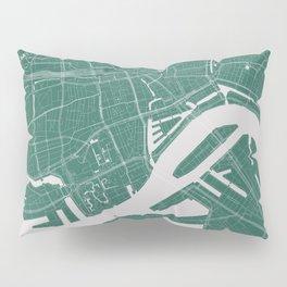 Rotterdam, the Netherlands 2018 Pillow Sham