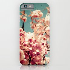 Sweet Blossoms Slim Case iPhone 6s