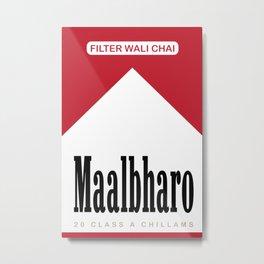 Maalbharo Metal Print