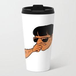 Carl Metal Travel Mug