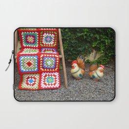 Granny Blanket Laptop Sleeve