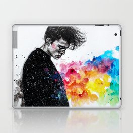 I hope to find relief this night Laptop & iPad Skin