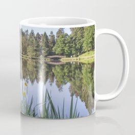 Reflections at Mallards Pike Coffee Mug