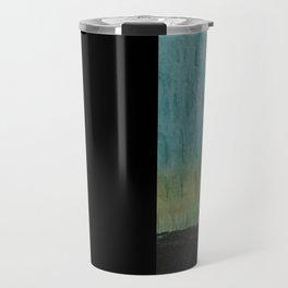 slow motion rain Travel Mug