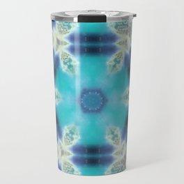 Punta Cana blue Travel Mug