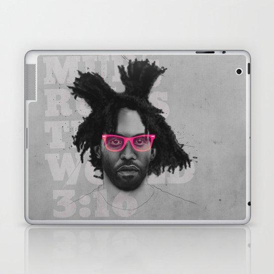 Murs Rules the World Laptop & iPad Skin