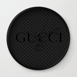 GC black Wall Clock