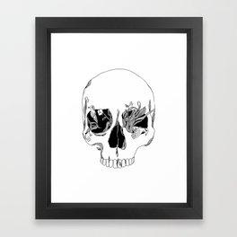 Still Existing Framed Art Print