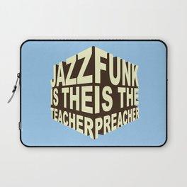 Jazz Funk Cube Laptop Sleeve