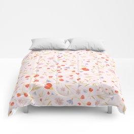 W/LDFLOWERS Comforters