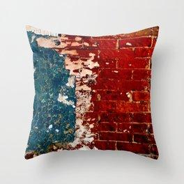 Spadina Ruin Throw Pillow