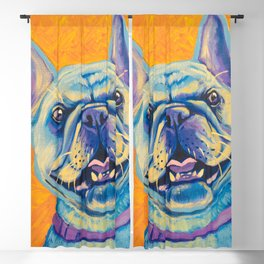 French Bulldog (includes rescue donation!) Blackout Curtain