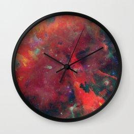 Nebulosa Wall Clock