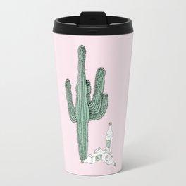 Cactus and Tequila Travel Mug