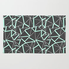 Ab 2 Repeat Mint Rug