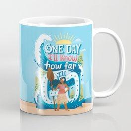 The ocean chose me Coffee Mug