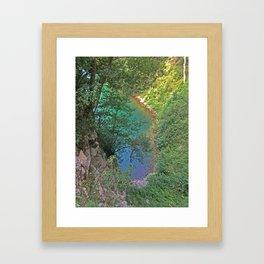 Paradise Cove Framed Art Print