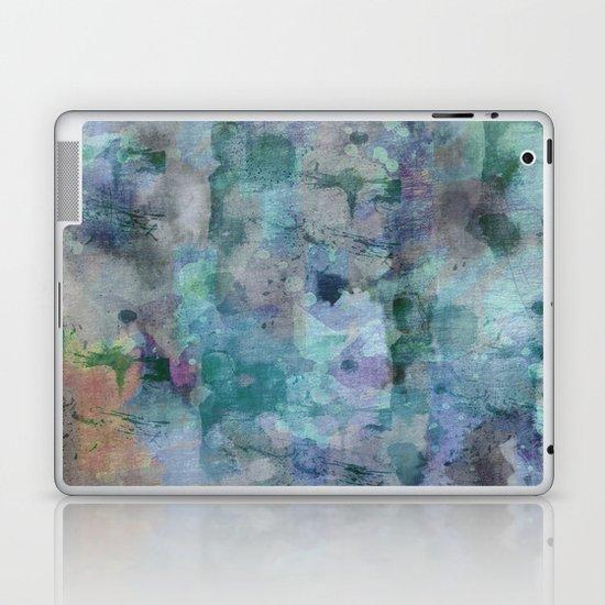 Frozen Smoke Laptop & iPad Skin