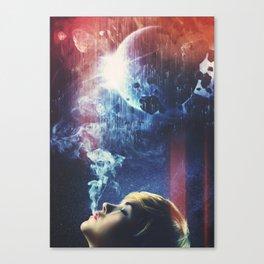 G-nesis Canvas Print