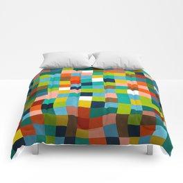 klee color study 1 Comforters