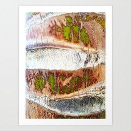 Static Engeries Art Print