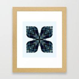 Sky Flower  Framed Art Print