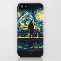 Starry Fall (Sherlock) iPhone (5, 5s) Slim Case