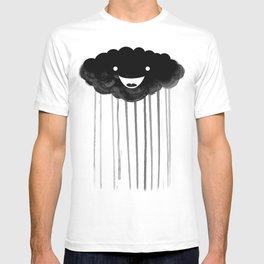 dark cloud T-shirt