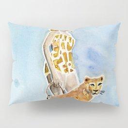 MAN-EATER Pillow Sham