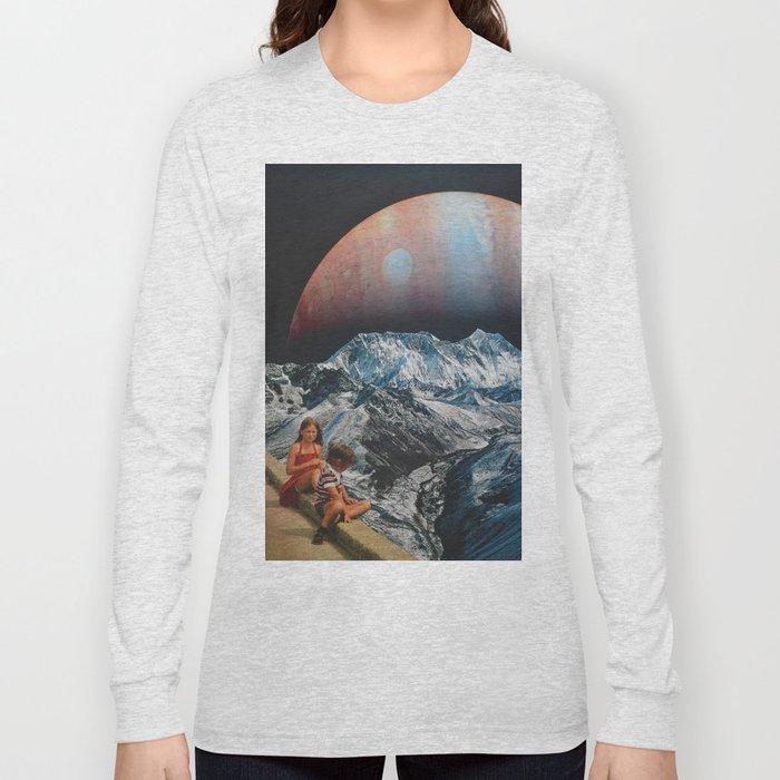 We Float Long Sleeve T-shirt