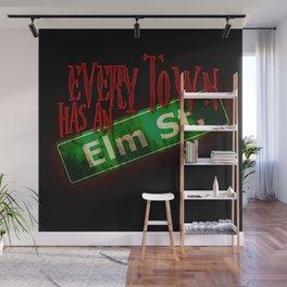 Every Town Elm Street Wall Mural