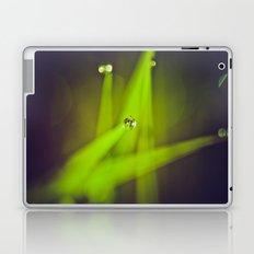 green drops Laptop & iPad Skin