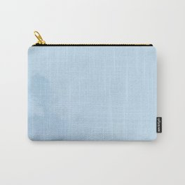 Tree In Blue Carry-All Pouch