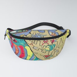 Downton Crabbey Fanny Pack