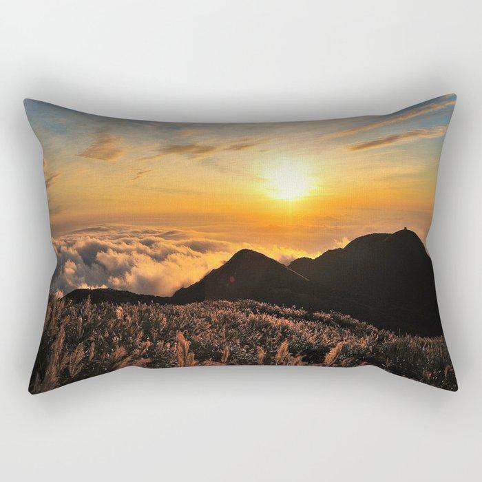 sunrises Rectangular Pillow