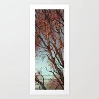 loish Art Prints featuring winter  by loish