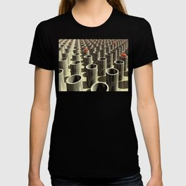 Stockyard of Cylinders T-shirt