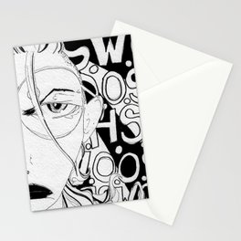 Landmark Twat Stationery Cards