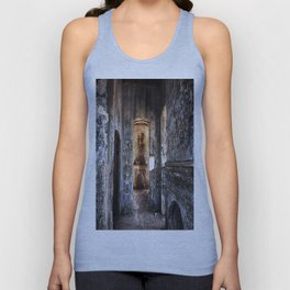 The Fire is gone Unisex Tank Top